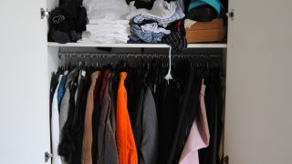 Endlich Platz im Kleiderkasten