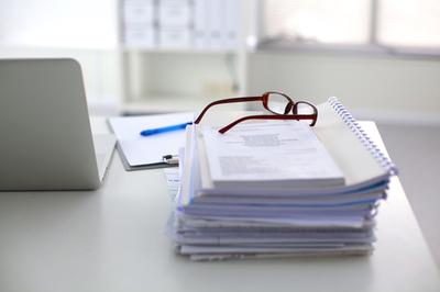 DSVGO clean desk