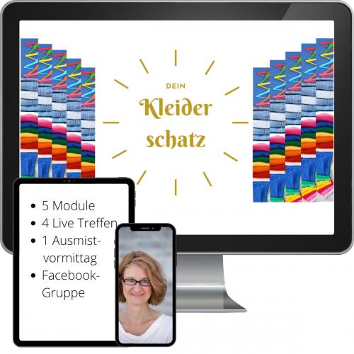Online Kurs Kleiderschrank